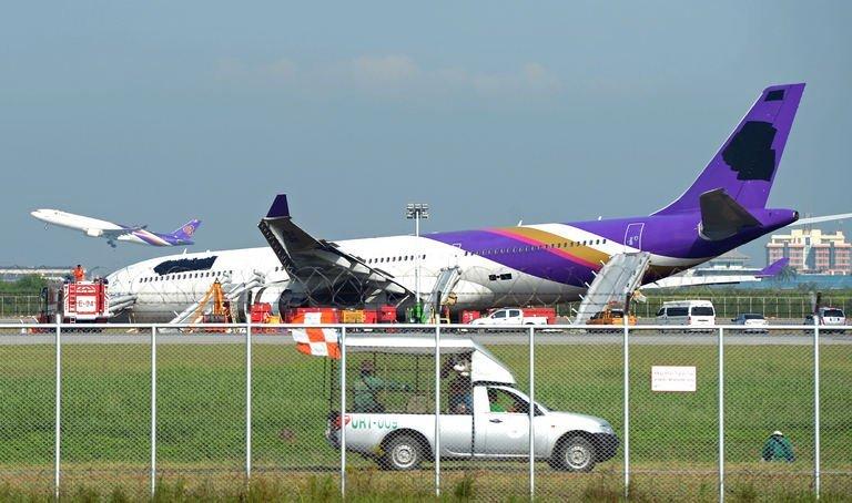 thai plane accidents