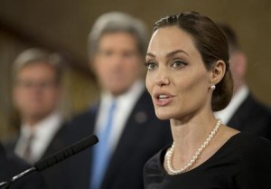 Angelina Jolie's film 'Unbroken' sequel in works