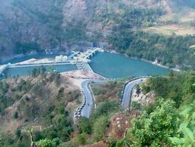 kali gandaki hydropower