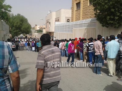 Nepalis working in Saudi, Egypt and UAE safe