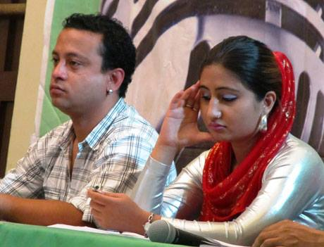 anju panta and manoj sewa