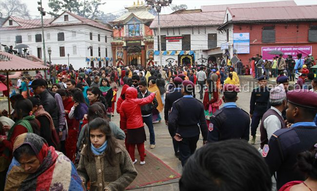 Mahashivaratri being observed today, Pashupatinath temple opened for public at 3:30 am