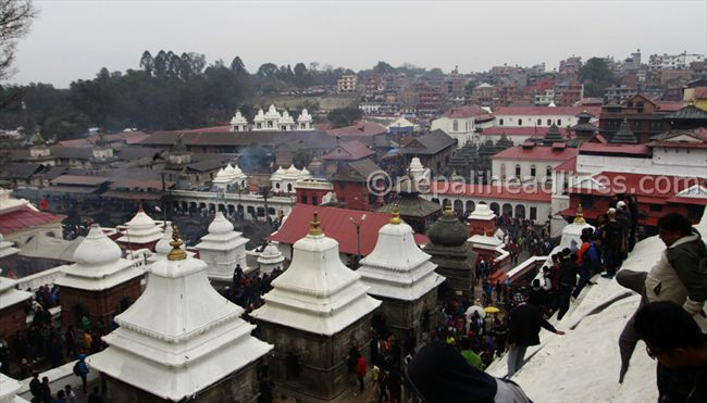 Pashupati area engaging 540 million in people's investment