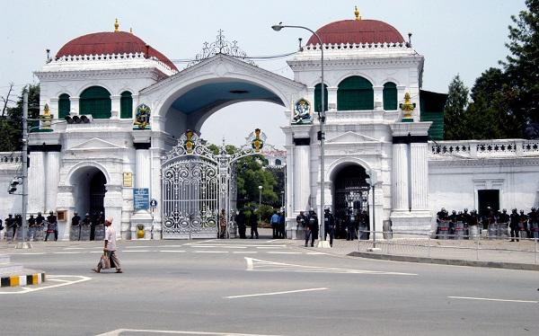 Simha Durbar Gate