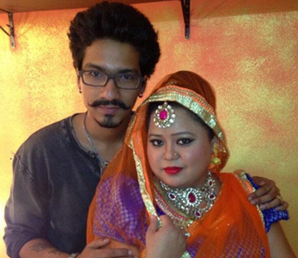 bharati engaged