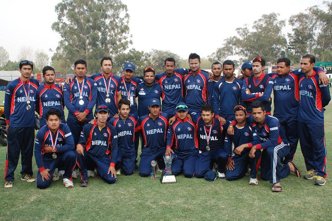 Team selected for ICC World Cricket League Championship