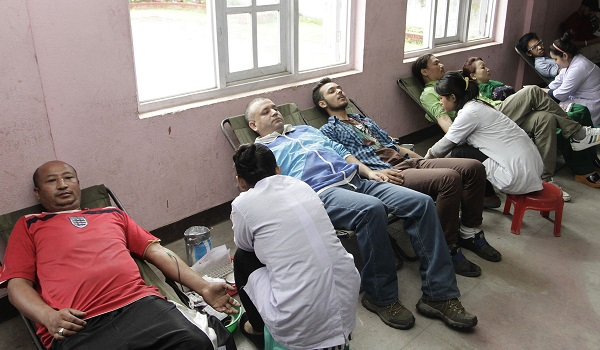 blood donation pic 1