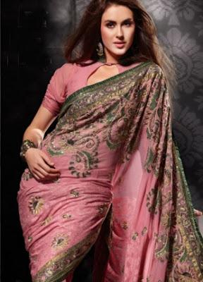 Blouse-Saree-Indian-Wear