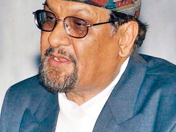 No hurried decision on impeachment: leader Dr Mahat