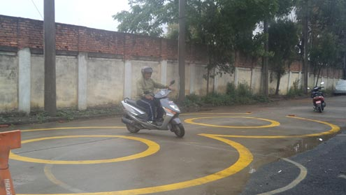 Online application service for driving license begins