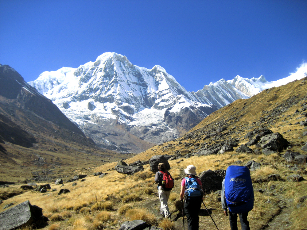 Tourist arrival surges in Annapurna trek route