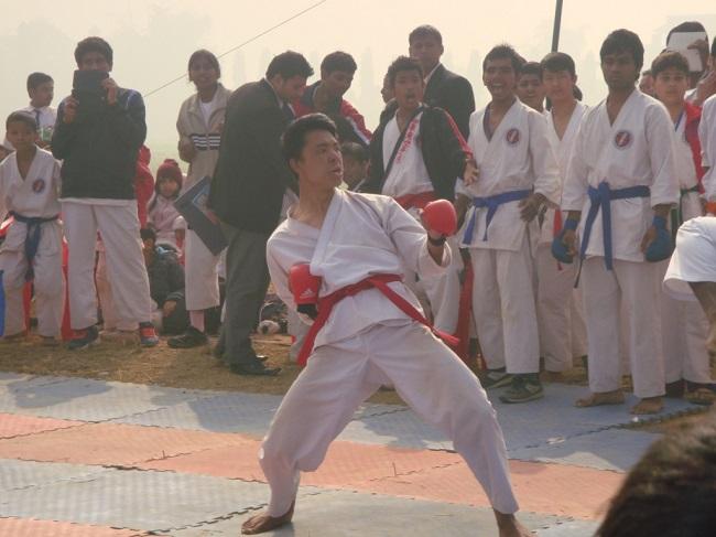nepal-karate