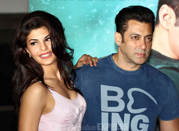 Jacqueline confirms working with Salman Khan in 'Race 3'