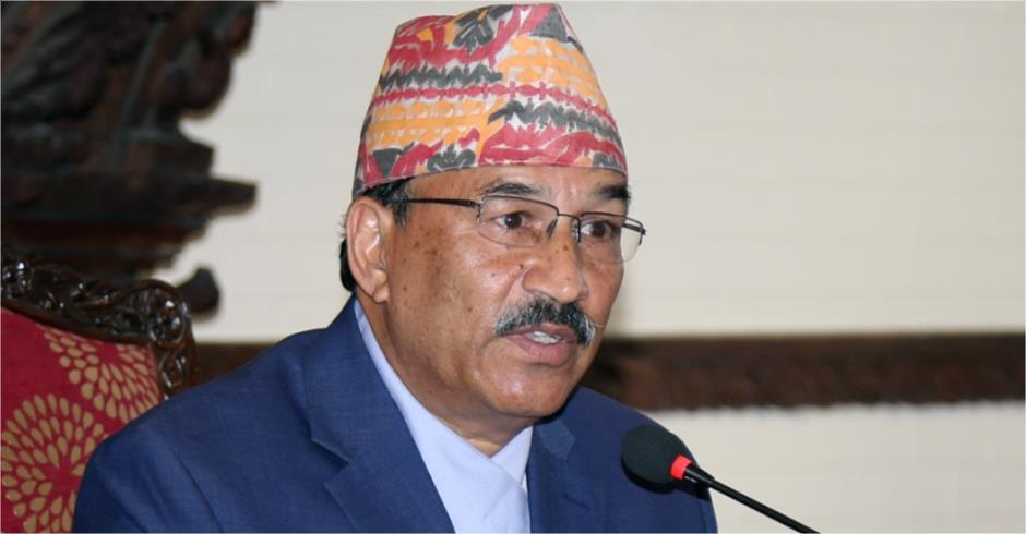 RPP in government for ensuring election: DPM Thapa