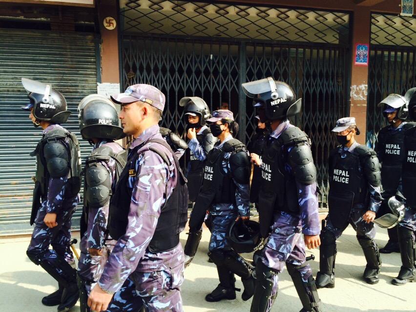 student arrested