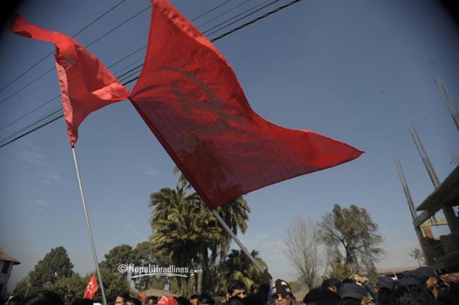 विप्लव माओवादीका नेता र कार्यकर्ता पक्राउ परे