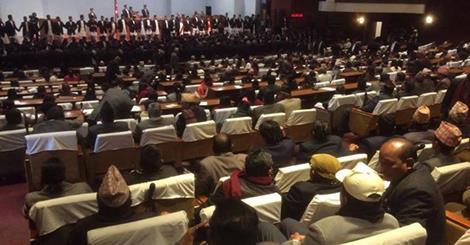 चित्त बुझ्दो जवाफ नआए राप्रपा नेपालले संसद चल्न नदिने
