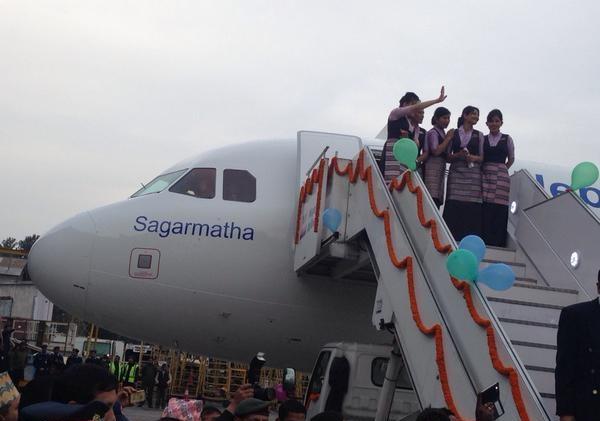 sagarmatha Air bus
