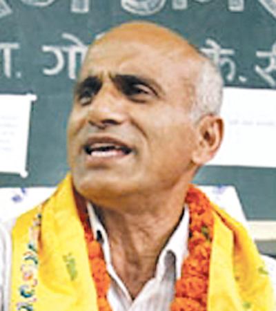 Dr KC to begin hunger strike again