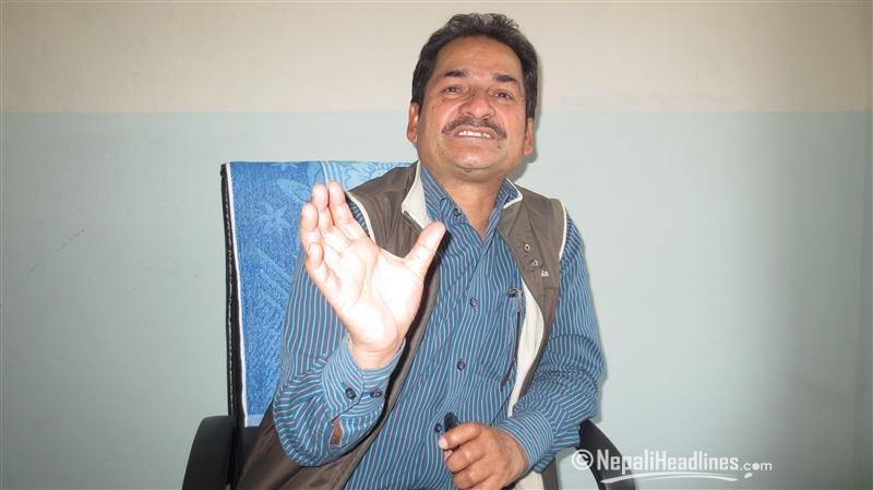 प्रचण्डले मोदीसँग सिधै कुरा गर्नुपर्छ : नेता थापा