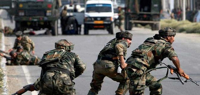 Three Indian workers killed in attack on Kashmir camp