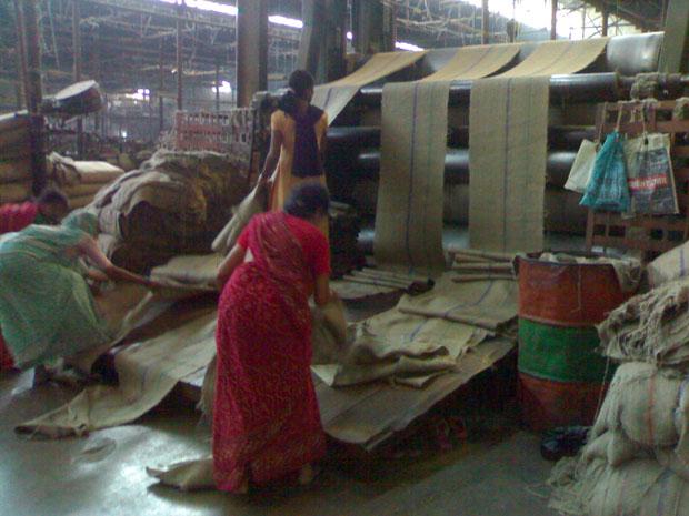 Economic crisis mars Biratnagar Jute Mill operation