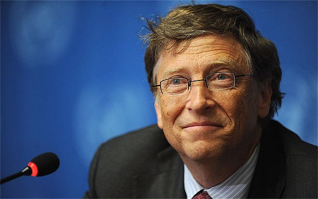 Bill Gates offers Tanzania 350 mln USD for funding development projects