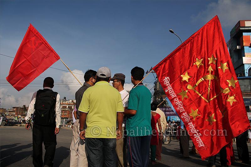 Nepal Strike Kathmandu Photos (4)