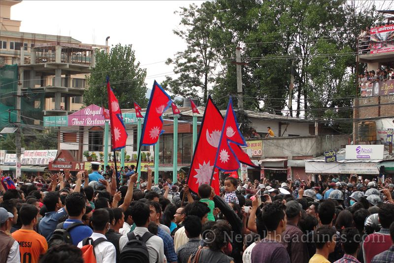 How many struggles to wage? How much is too much in Nepali politics?