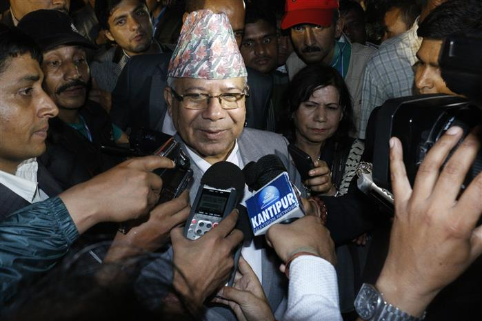 UML leader Nepal urges disgruntled sides to participate in nation building