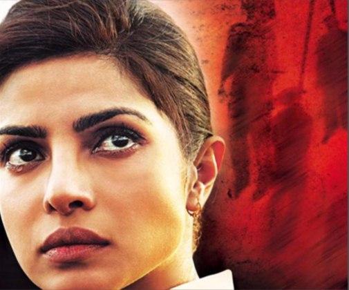 नयाँ फिल्मको पोस्टरमा रोइछिन् प्रियंका
