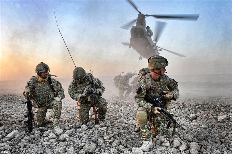 हवाई आक्रमणमा ३ कमाण्डरसहित ९ जनाको मृत्यु