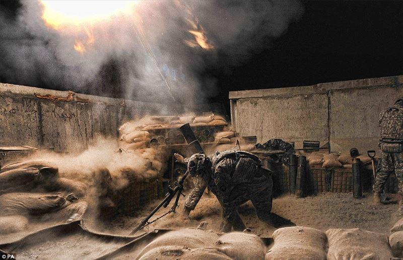 सैनिक पोष्टमा रातभर आक्रमण, कैयौँ सैनिक मारिएको आशङ्का