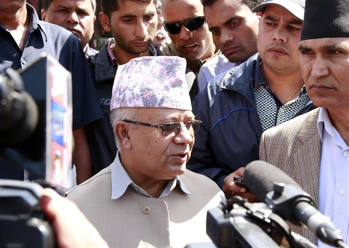 No meaning of protesting new constitution: Leader Nepal