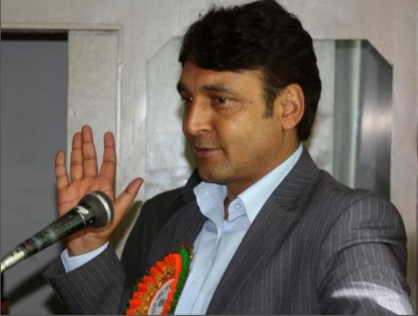 PM will hand over power-CPN-MC leader Rayamajhi