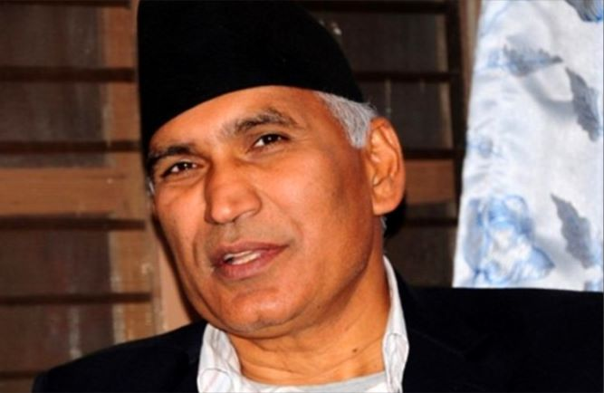 Minister Poudel stresses on addressing power crisis