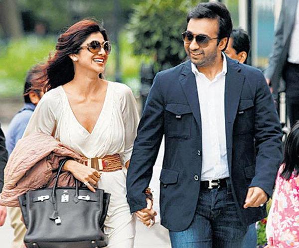Shilpa Shetti and Raj Kundra