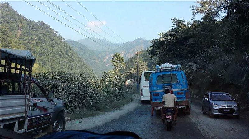 Overhaul of motorable bridges along Prithvi highway starts