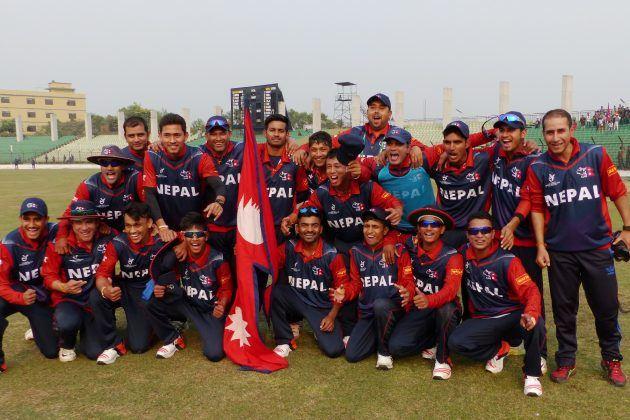 यू–१९ क्रिकेट टोली घोषणा