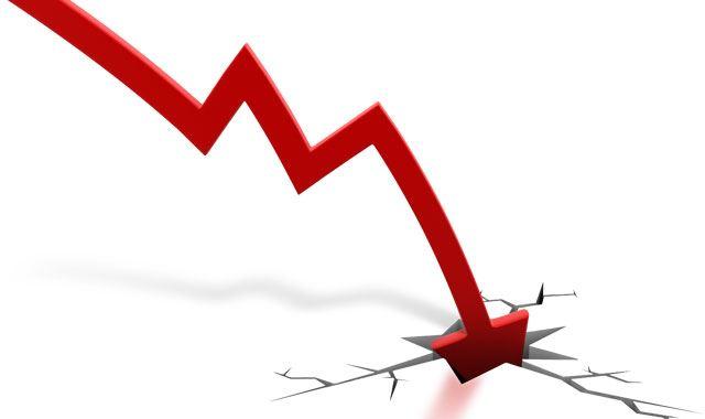 शेयर बजार साढे तीन अङ्कले घट्यो