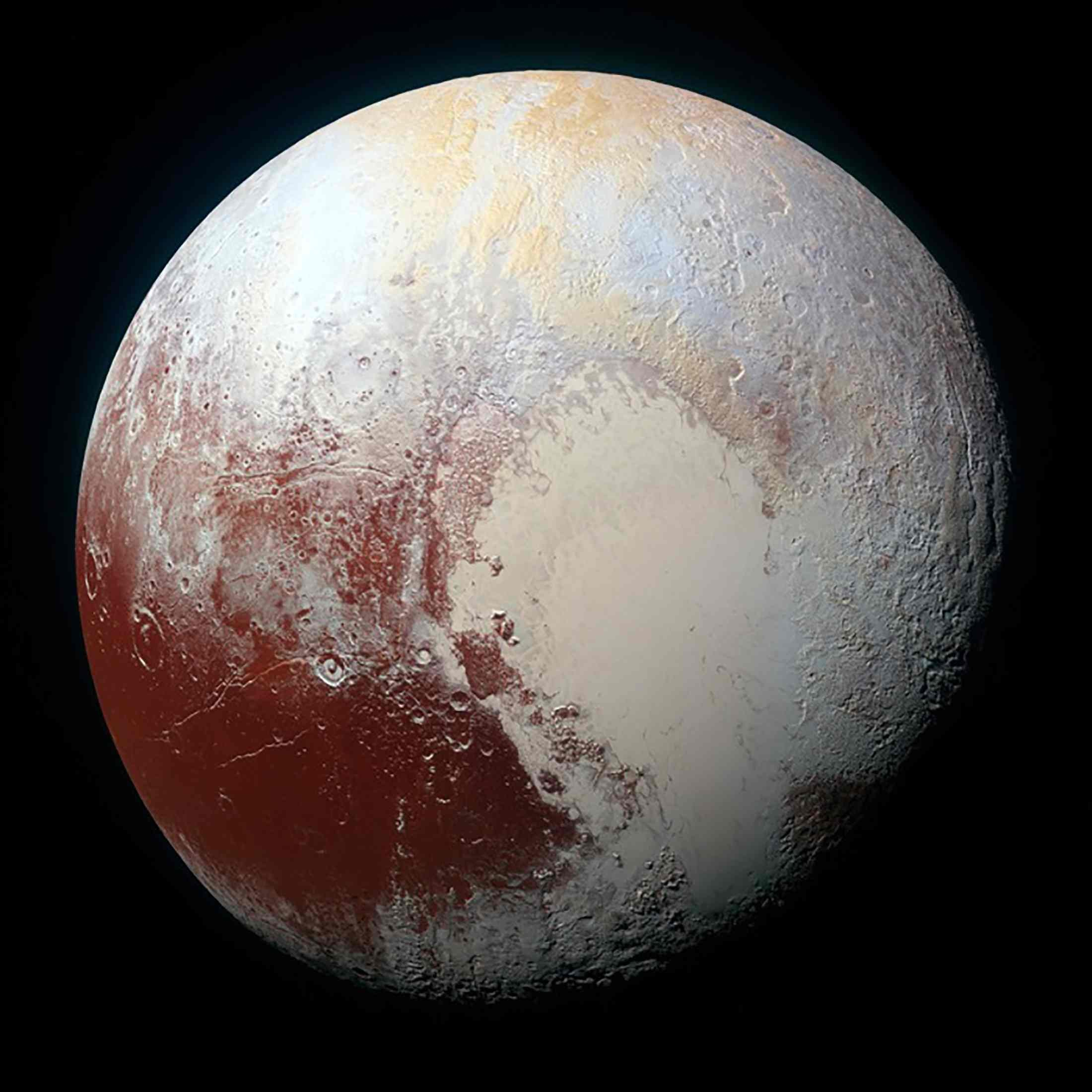 Frigid Pluto is home to more diverse terrain than expected