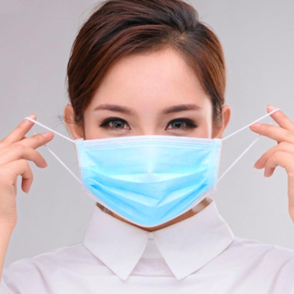 High-quanlity-Disposable-50-Pcs-Dental-Medical-font-b-Surgical-b-font-Dust-Ear-Loop-Face