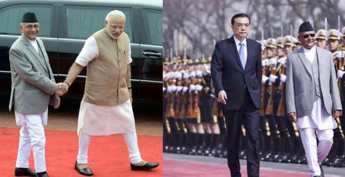 Oli China vs Oli India