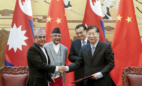 Oli china agreement