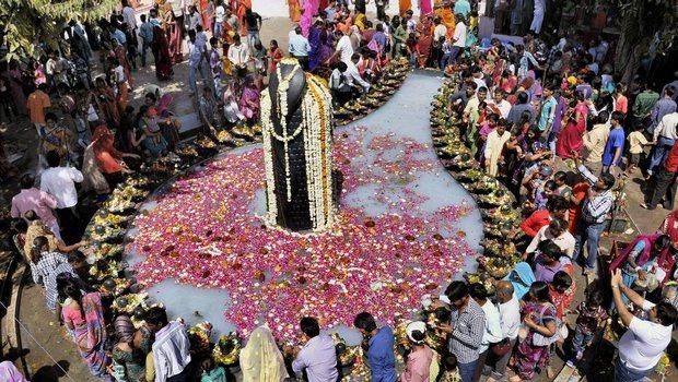 Shivaratri in India