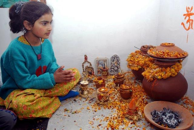 Shivaratri in Kashmir