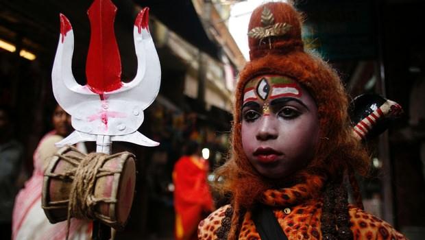 Shivaratri in South India