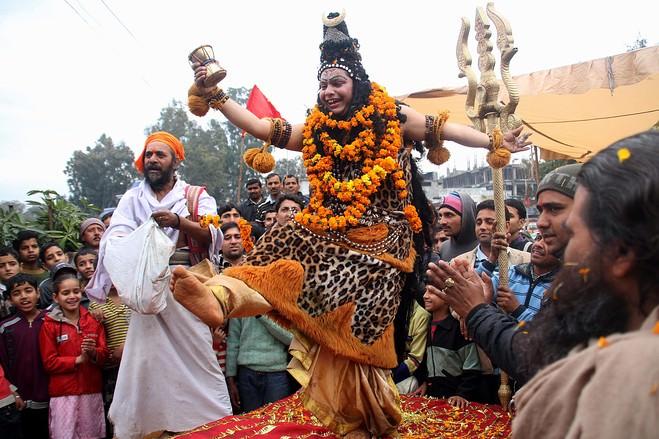 Shivaratri in Srilanka