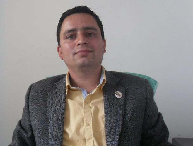 Vice-Chairman Poudel resigns
