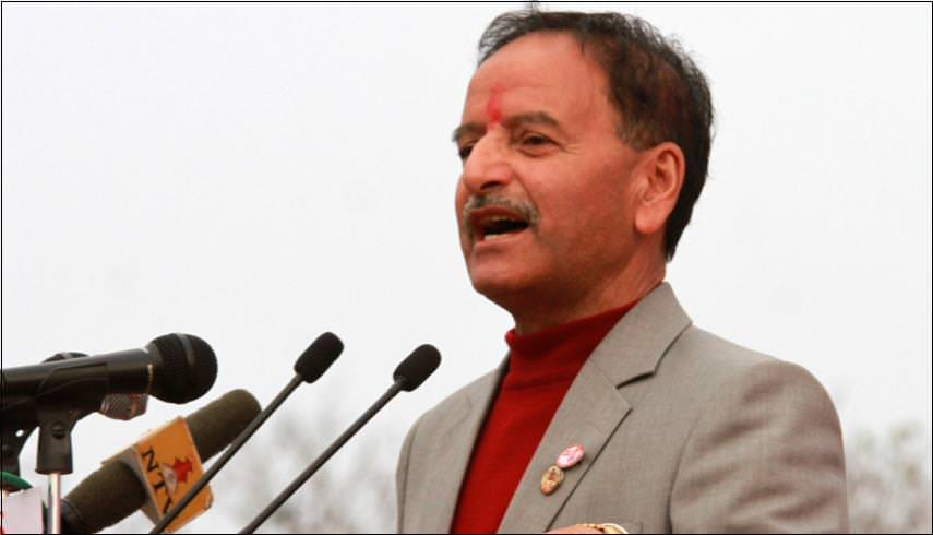 congress mahaadhivesan khulla manch kathmandu krishna sitaula